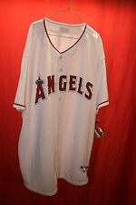 LOS ANGELES ANGELS MAJESTIC TEAM JERSEY SIZE 54 BRAND NEW MIKE TROUT