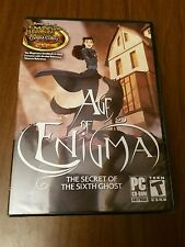 .Age of Enigma: The Secret of the Sixth Ghost (PC, 2011) New