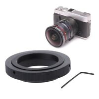 T2-AF Adapter Ring For T-Mount T2 Lens to Sony MA Minolta AF A99 A77 Camera New