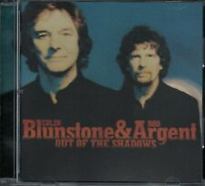 COLIN BLUNSTONE & ROD ARGENT - Out Of The Shadows - CD Album
