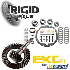 "GM 8.6"" 10 Bolt 4.56 Richmond Excel Ring Pinion Gear Set w/ Master Bearing Kit"