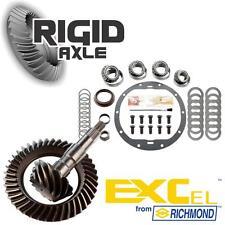 "GM 8.6"" 10 Bolt 3.73 Richmond Excel Ring Pinion Gear Set w/ Master Bearing Kit"