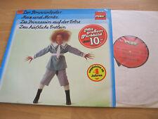 LP Der Struwwelpeter Max & Moritz Mit Poster  RAR  Hörspiel Vinyl POLY 2950 109