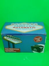 Casino 4 Deck Automatic Card Shuffler Equipament For Game Room (31)