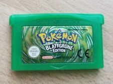 Pokémon: Blattgrüne Edition (Nintendo Game Boy Advance)