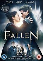 FALLEN Addison Timlin Jeremy Irvine DVD in Inglese NEW .cp