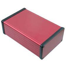 Gabinete De Instrumento De Aluminio Hammond 1455N1601RD Rojo 160 X 103 X 53 mm