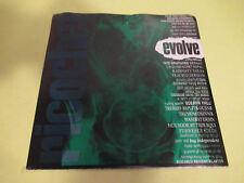 """RICOCHET EVOLVE 45 7""""  / SXE HC STRAIGHT EDGE"""