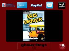 Bus Driver Steam Key Pc Game Download Code Neu Blitzversand