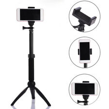 Extendable Selfie Stick Monopod Tripod Stand Remote Bluetooth for iPhone & GoPro