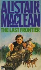 The Last Frontier -Alistair MacLean Audio Book MP 3 CD Unabridged 11 Hrs