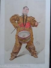 "Original 'The World' Supplement Print - Harry Gabriel ""H. G."" Pelissier c1910"