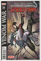 Ultimate Spider-Man #21 (May 2013, Marvel) Venom War [Miles Morales] Pichelli Q