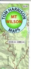 Mt. Wilson Trail Map (2013) by Tom Harrison (2013, Other)