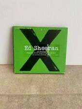 Ed Sheeran: X (CD, 2014, Warner Music) English Pop