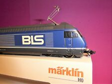 MÄRKLIN H0 39606 digital: BLS Serie 465 E-Lok