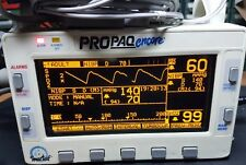 Monitor Welch Allyn 202 EL Propaq Encore  ECG SPO2 NIBP Pressione Temperatura