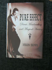 More details for derren brown pure effect 3rd edition - excellent condition