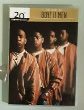 20th century masters THE BEST OF BOYZ II MEN  collection   DVD