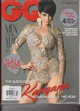 GQ INDIAN MAGAZINE MEN OF THE YEAR AWARDS OCT 2014, KANGNA COVER, SEALED.