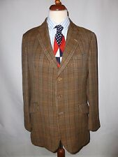 VINTAGE BLADEN  PURE WOOL TWEED JACKET SIZE  UK  42  MADE IN ENGLAND