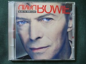 David Bowie -Black Tie White Noise CD.Disc Is In Very Good Condition