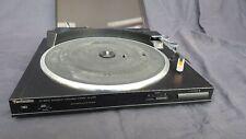 Technics SL-J110R Automatic Turntable - Vintage Hi Fi Separate - Working (Read)