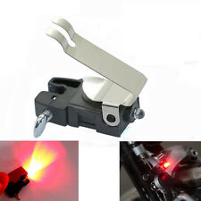 Portable Mini Brake LED Light Bike Bicycle Mount Tail Rear Cycling Taillights UK