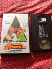 A Clockwork Orange - French SECAM  Pre Cert  (upto 4 Tapes Posted £3.95)