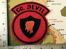 PATCH , USAF , 5th Of The 60th Infantry Go  Devil