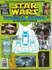 Starlog Presents The Official Magazine Star Wars Vol #3 Technical Journal