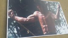 JACKIE CHAN SIGNED DRUNKEN MASTER MOVIE POSTER 12x18 AUTO KUNGFU MMA PHOTO PROOF