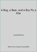 A Bug, a Bear, and a Boy Fly a Kite by David McPhail