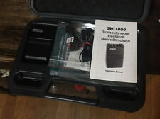 LUMISCOPE SW-1000 TRANSCUTANEOUS ELECTRICAL NERVE STIMULATOR WITH CASE PREOWNED