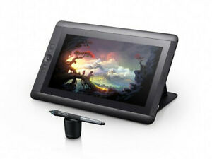 Wacom Cintiq 13HD Black Digital Art Tablet DTK-1300-2 Graphic Design 34cm/13inch