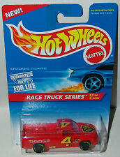 Hot Wheels Race Truck Dodge Ram 1500  Goodyear Black Sp7's #380 Malaysia 1996