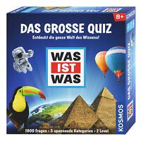 KOSMOS Kinderspiele Was Ist Was - Das Große Quiz Quiz-Spiel Spiel ab 8 J. 697891