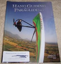 Hang Gliding & Paragliding Magazine February 2012