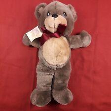 "VTG Precious Moments Company Charlie Bear Plush Teddy Fluffy Plushie 21"" - NEW"