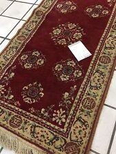 läufer Brücke Salon Teppich orientalisches Muster0144 x 70cm Alt  Schön rot
