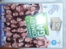CHANNEL 4 S COMEDY GALA DVD SET