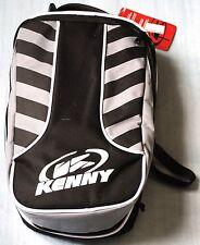 Sac à lunettes de moto cross Kenny Noir / Gris/ Blanc