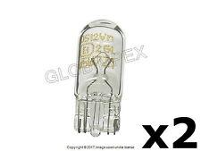 LAND ROVER RR (2003-2009) Side Marker Light Bulb (12V - 5W) (2) OSRAM-SYLVANIA