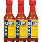 Old Bay Limited Edition Hot Sauce, Three (3) Pack