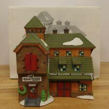 Mc Grebe Cutters & Sleighs New England Village Heritage Village 051419DBT2