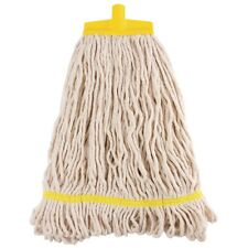SYR Kentucky Mop Head Cleaning Supplies Equipment Mopping Yellow Mop Kitchen