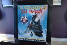 Lionel Polar Express Has Arrived Dealer Poster [86]