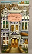 1998 VICTORIAN DOLL HOUSE Book - 3-DIMENSIONAL - UNUSED CONDITION
