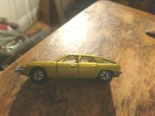 Matchbox Superfast No 56 Bmc 1800 Pininfarina Gold Excellent No Box