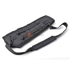 Black Tactical Shotgun Scabbard MOLLE Shoulder Strap Sling Padded Case Holster
